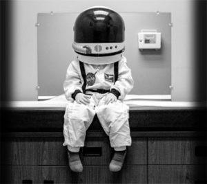Bambino Astronauta