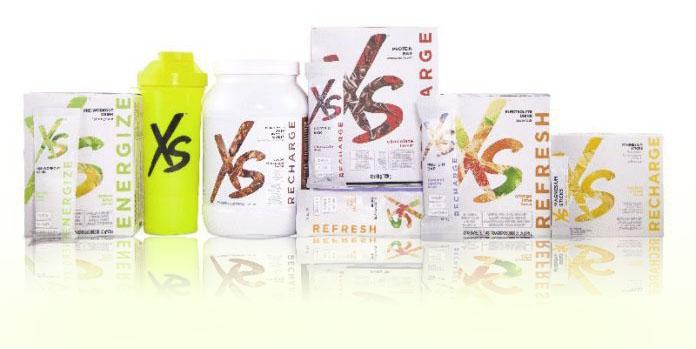 Nutrilite XS Sport Nutrition
